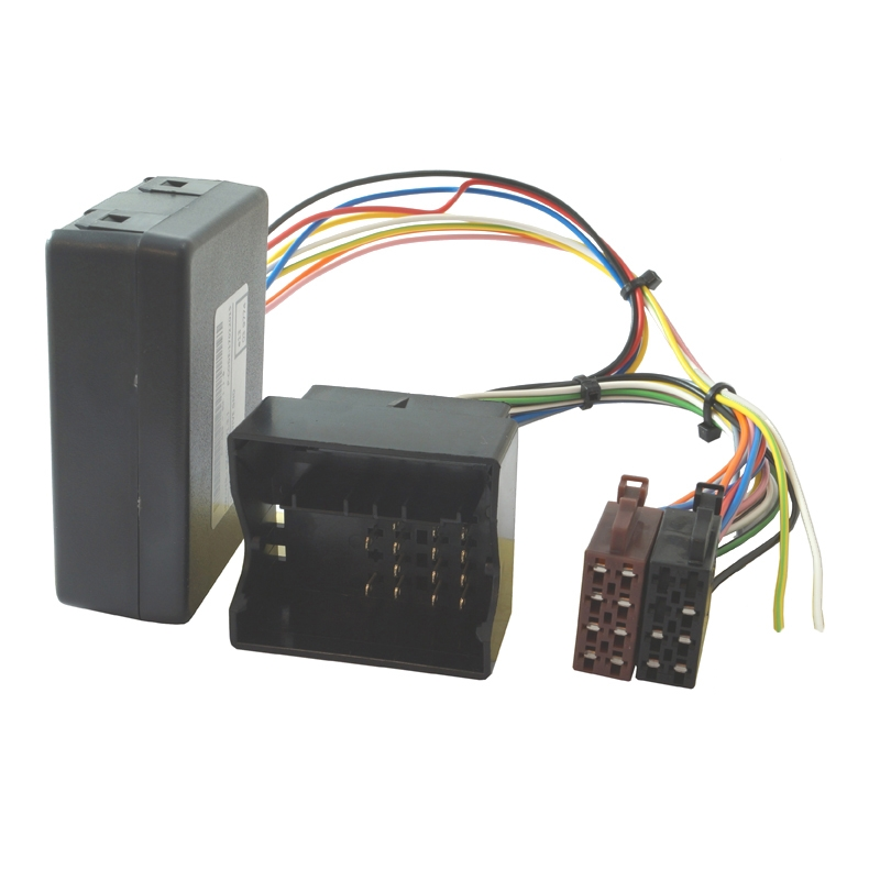 TA01 Pro-CAN - Plug&Play CAN Bus Adapter Interface Audi Seat Skoda VW, Zündplus, Tacho (Speedpuls), Beleuchtung, Rückwärtsgang