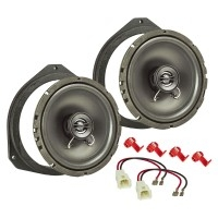 Fiat Lautsprechersätze