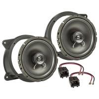 Peugeot Lautsprechersätze
