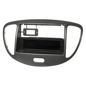 Doppel DIN 1DIN Radioblende kompatibel mit Hyundai i10...