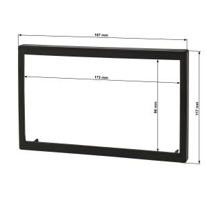 Ersatz Zier-Rahmen für TO24430.2