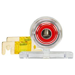 Mini ANL Sicherungshalter transparent für Kabel bis...
