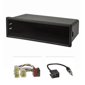 Radioblende Set kompatibel mit Volvo S70 V70 bis 1999 mit...