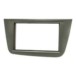 Doppel DIN Radioblende Set kompatibel mit Seat Altea FR...