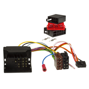 CX-KOMFORT - Kabelsatz Quadlock, ISO, Mini-ISO - CX400...