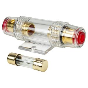 AGU Sicherungshalter transparent Kabel bis 25qmm,...
