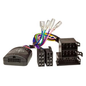 JVC CAN-BUS Lenkrad Fernbedienung Adapter Fiat Bravo /& Stilo