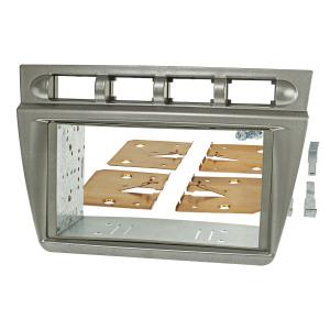 Doppel DIN Radioblende kompatibel mit Kia Picanto SA...