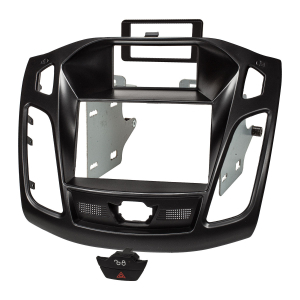 Doppel DIN Radioblende kompatibel mit Ford Focus (DYB)...