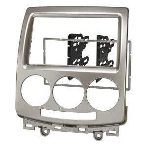 Doppel DIN Radioblende kompatibel mit Mazda 5 (CR)...