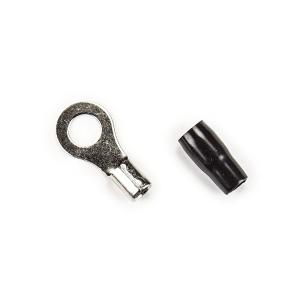 Ringkabelschuhe für Kabel bis 10qmm, D=8,5mm, 1...
