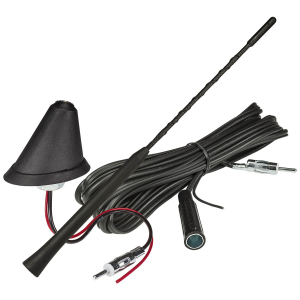 Dachantenne 16V-Look AM/FM mit 450cm Kabel...