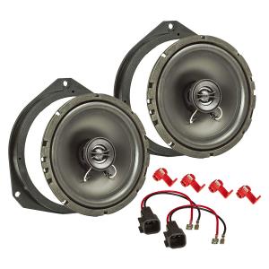 Lautsprecher Einbau-Set kompatibel mit Ford KA ab...