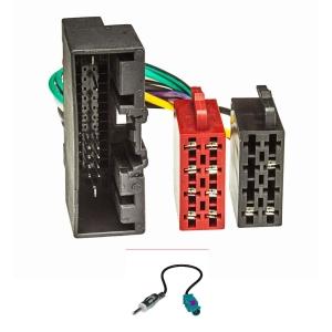 Radio Anschluss Montage Set kompatibel mit Ford ab 2010...