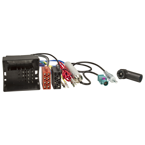 Antennenadapter ISO /> FAKRA Phantomeinspeisung