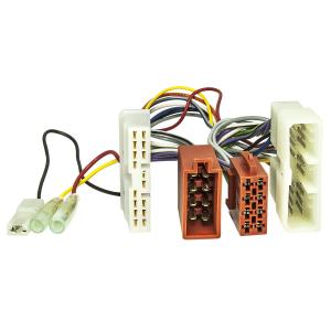 T-Kabel ISO kompatibel mit Honda bis 1998 zur Einspeisung...