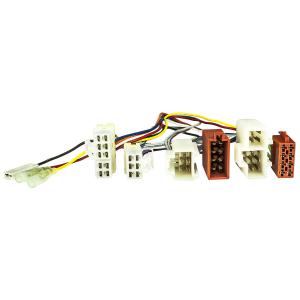T-Kabel ISO kompatibel mit Nissan bis 2000 zur...