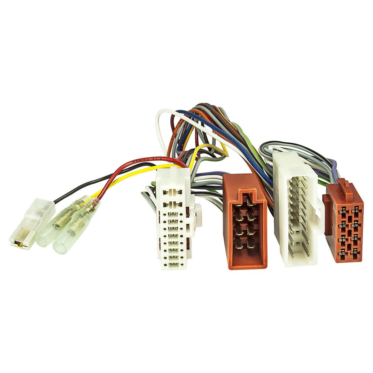 MITSUBISHI alle ab 96 Radioadapter Radio Adapter Kabel ISO