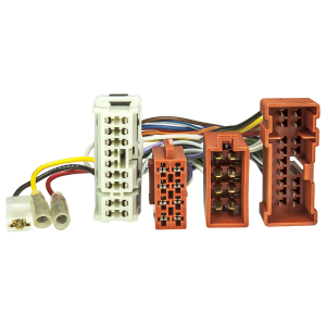 T-Kabel ISO kompatibel mit Nissan ab 2000 zur Einspeisung...