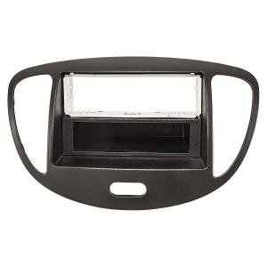 Radioblende Metallschacht kompatibel mit Hyundai i10...