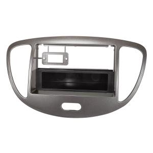 Radioblende Metallschacht kompatibel für Hyundai i10...