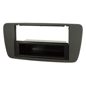 Radioblende Metallschacht kompatibel mit Seat Ibiza 6J...