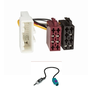 Radio Anschluss Montage Set kompatibel mit Renault Twingo...