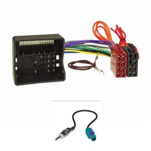 Radio Anschluss Montage Set kompatibel mit Mercedes Smart...