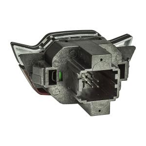 Schalter für Warnblinker / Zentralverriegelung bei...
