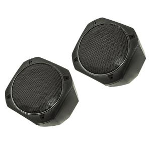Aufbau Lautsprecher Gehäuse für 130x130 mm DIN...
