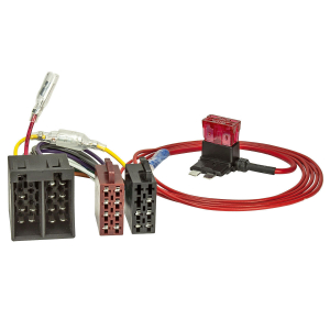 Radio Anschluss Montage Set kompatibel mit Ford KA RU8 ab...