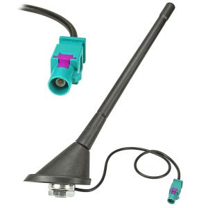 Fakra Antenne Dachantenne im 16V Design mit...