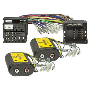 High Low Converter 4 Kanal Verstärker Sound Upgrade...