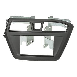 Doppel DIN Radioblende Set kompatibel mit Hyundai i20 ab...
