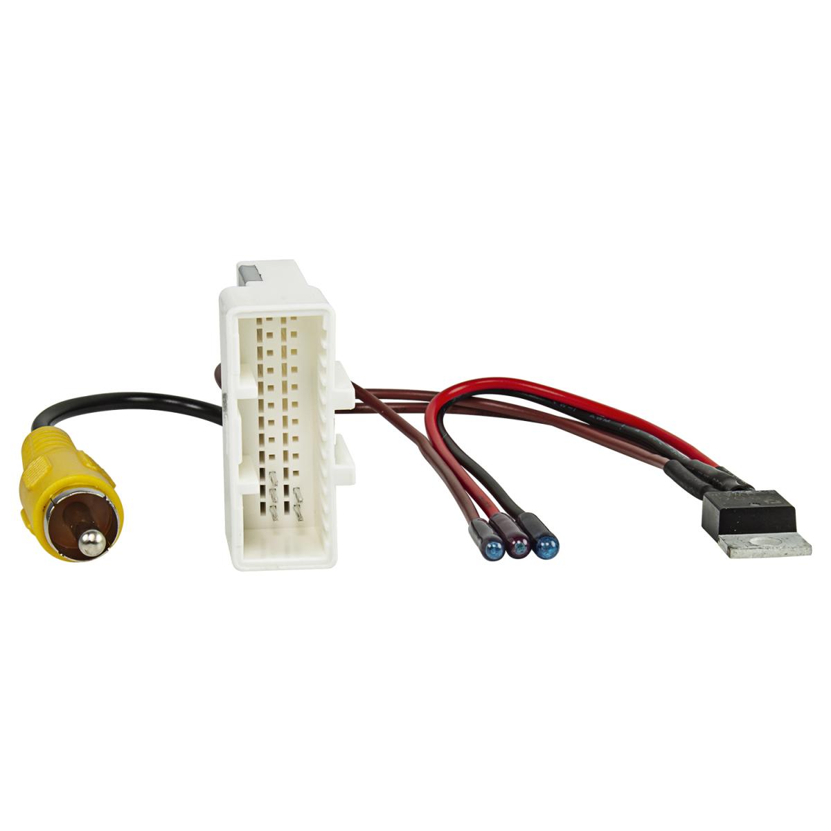 DIN Kabel Adapter Stecker Autoradio passend für  TOYOTA PRIUS YARIS RAV 4 AURIS