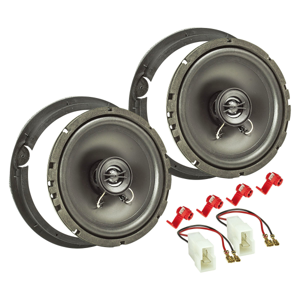 Speaker adapter 165mm For Suzuki Baleno 1995-/>1999 1 set