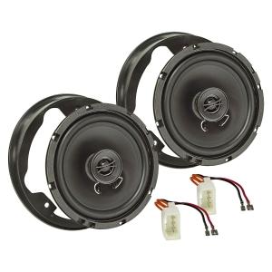 Lautsprecher Einbau-Set kompatibel mit Ford S-Max Galaxy...