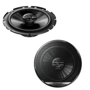 Lautsprecher-Satz Pioneer TS-G1720f DIN 165 2-Wege Koax...