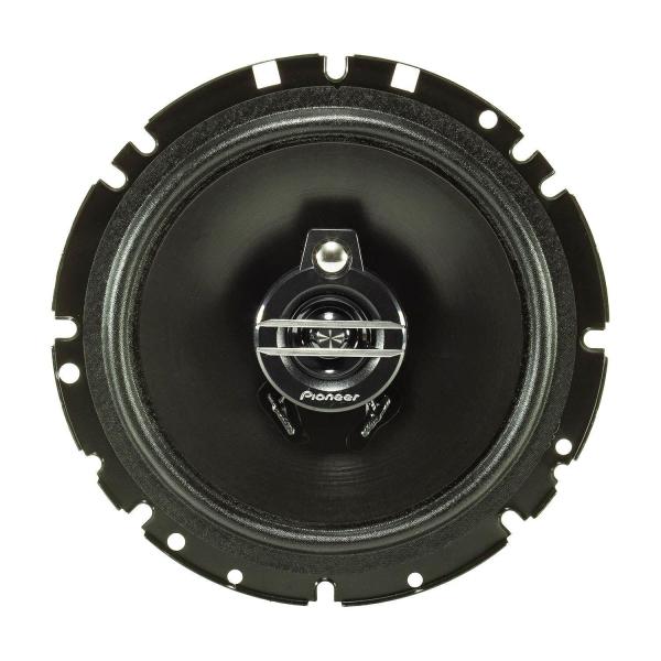 Koaxial Lautsprecher Set 165mm 40W RMS inkl Gittersatz und 10m 2,5qmm LS-Kabel