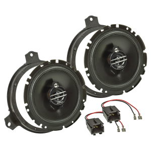 Citroen C8 Front Door Speakers Pioneer car speakers 300W