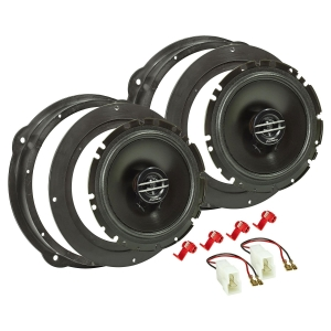 Lautsprecher Set kompatibel mit Audi A1 A3 A4 A5 A6 A7 A8...