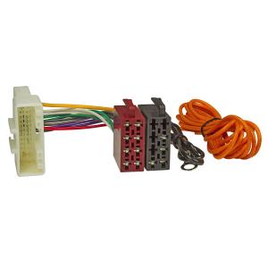 Radio Anschluss Montage Set kompatibel mit Nissan Almera...