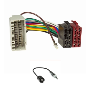 Radio Anschluss Montage Set kompatibel mit Chrysler Jeep...