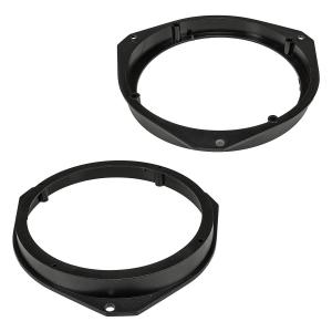 Lautsprecherringe Adapter + Ringe kompatibel mit Opel...
