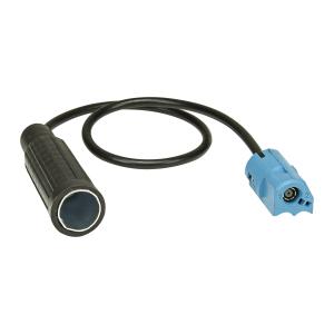 Antennenadapter GM (M/NO) auf DIN kompatibel mit Opel...