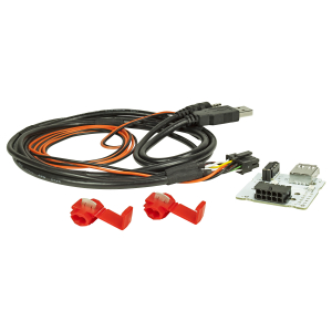USB+AUX Replacement Adapter kompatibel mit Kia Sportage...