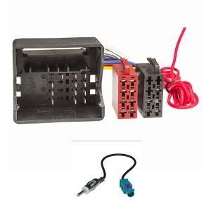 Radio-Adapterkabel kompatibel mit BMW 1 3 5 X1 Mini Z4...
