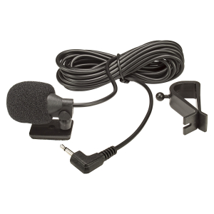 Mikrofon mit 2,5mm Klinkenstecker kompatibel mit Pioneer...