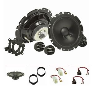 Lautsprecher Set kompatibel mit Ford Fiesta KA Focus...