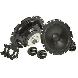 Lautsprecher Set kompatibel mit Seat Ibiza 6J 6P 165mm...